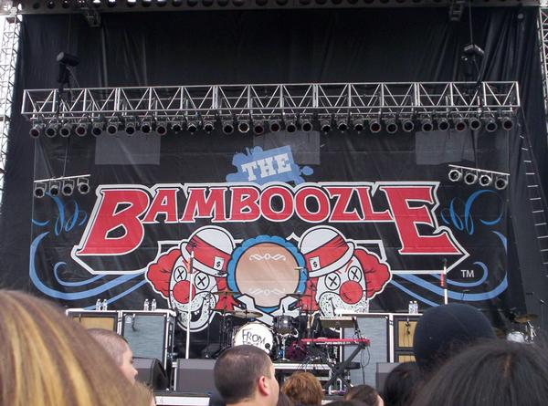 Unknown bands battle to break out at Bamboozle Left   OC Weekly