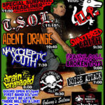 """""""Fuck the Whales—Save a Chckn"""" Benefit Gig for D.I. Member"""
