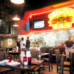 Eats and stuff at Smokey's in Dana Point