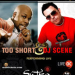 Club Pick: Too Short with DJ Scene at Sutra