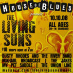The Living Suns and Dusty Rhodes and The River Band bring boot stomping local sound to The House of Blues