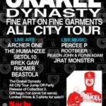 Club Pick: The Orakel Dynasty All-City Tour at Sachi Bar, Oct. 24