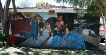 The County's Lost Chicano Murals
