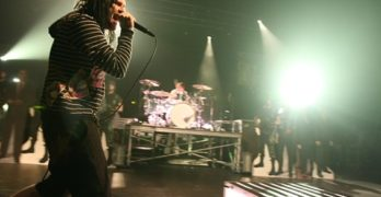 The Used, Army of Me and Straylight on 5/7