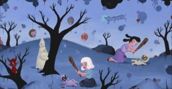 In The Land of Retinal Delights: The Juxtapoz Factor @ the Laguna Art Museum