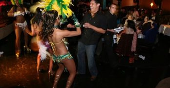 Brazilian Carnaval at Sutra on 02/01