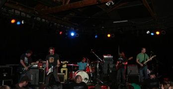 The Breeders and Colour Revolt at The Glass House on 4/29