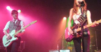 Rilo Kiley at The Glass House on 4/24