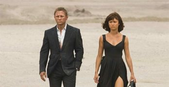 Director Marc Forster Has a License to Confuse and Bore in the New Bond Flick 'Quantum of Solace'
