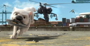 'Bolt,' Disney's Latest 'Toon, Is a Starry Dog Story