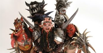 Glass House-Bound Shock Rockers GWAR Inspire Civic Pride, Fake Blood and All