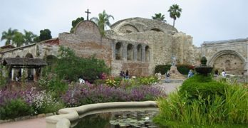 Native American Battle Over a Mission San Juan Capistrano Garden Gets Ugly