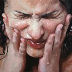 Swimmin' With Women (And Painter Alyssa Monks) at Anaheim's Sarah Bain Gallery