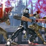 [Game On] 'Ninja Gaiden II' for Xbox Goes Heavy on the Gore and Glitches