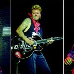 Rockabilly Icons the Stray Cats Give the OC One Last Hurrah