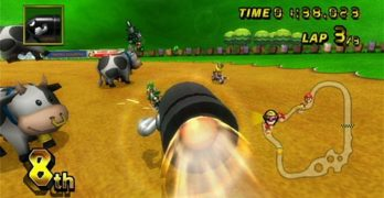 [Game On] There's More of the Same in 'Mario Kart Wii,' and That Just Might be Plenty