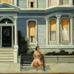 In With the Out Crowd: Sally Storch at Sue Greenwood, Andy Moses and Robert Porte at Peter Blake
