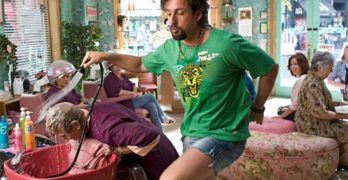 'You Don't Mess With the Zohan': Adam Sandler Is a Mossad Baddie Turned Stylist the Bubbes Will Love