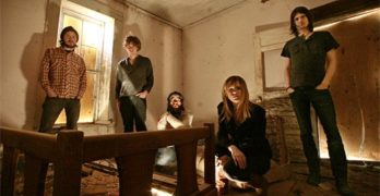 The Black Angels Prepare to Psych Out at Ink N Iron Fest