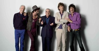 In 'Shine a Light,' It's Seniors Martin Scorsese and the Rolling Stones, Together Again