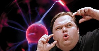 Monologist Mike Daisey Perturbs Christians, Wal-Mart and Others at the OC Performing Arts Center