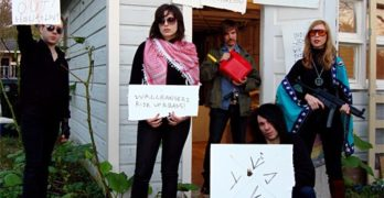 Houston's Indian Jewelry Bring the Psychedelic Noise to Irvine