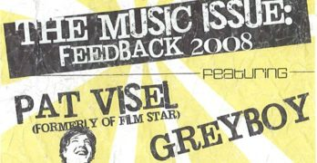 Feedback 2008: The Music Issue
