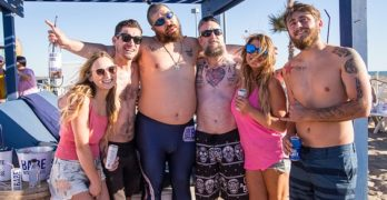 The Fat Jewish's Pink Party at SeaLegs at the Beach