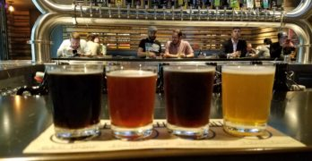 Karl Strauss Brewing in Costa Mesa Re-Opens after Remodel: What The Ale!