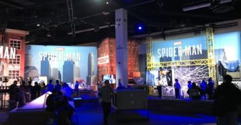 Playstation Experience Brings the Future (and Past) of Gaming to Anaheim