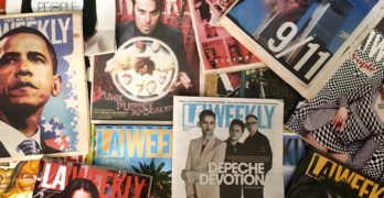 Why I Can't Stop Writing For LA Weekly (For Now)