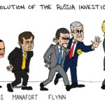 The Evolution of the Russia Investigation [OC Weekly Cartoon]