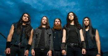 Holy Grail Bring Old-School Metal to OC With the Dead of Winter Festival