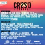 CRSSD Fest Announces Their Spring 2018 Lineup