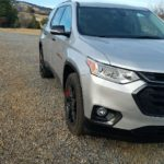 2018 Chevrolet Traverse FWD Premier is Perfect for All-Season Vacations