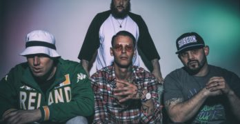 Hip-Hop Supergroup Four Finger Ring Come Out Swinging in 2018