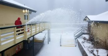 Storm Lets SoCal Ski Resorts Reopen (or Remain Open)