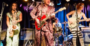 Igor and the Red Elvises Break Down Walls With Drinking Songs