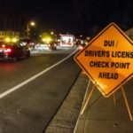 DUI Checkpoint in Irvine and Saturation Patrols in Dana Point Tonight