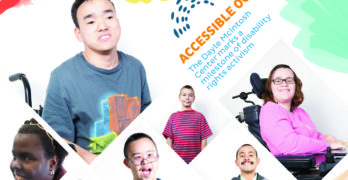 The Dayle McIntosh Center Marks a Milestone of Disability-Rights Activism