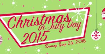 Christmas in July Day