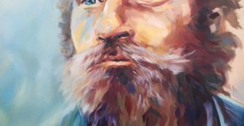 Brian Peterson Paints Portraits of Santa Ana's Homeless