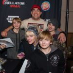 Tito Ortiz on Respect and His Now-Peaceful Family Life