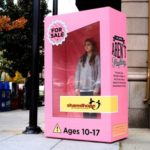 Anti-Slavery Campaign Brings Author to Santa Ana and Life-Like Dolls Outside the Super Bowl