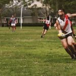 Aussie Rules Football Tries to Score Big in the American Market