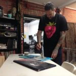 Kurtis Gibson on Politics, Tattooing and Fine Art