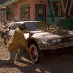 Back to the Future DeLorean Restoration Film is Pushed into the Present with a Local's Help