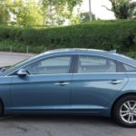 2015 Hyundai Sonata Eco Drives Like a Hybrid But It Actually Gets the Unleaded Out