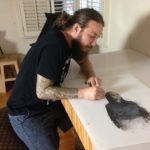 Shay Bredimus of Outer Limits Tattoo on Fine Art and Haters