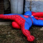 Marvel at the Spider-Man Costume World Record Attempt in Anaheim THURSDAY